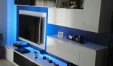 COMEDOR CON LUCES LED 1